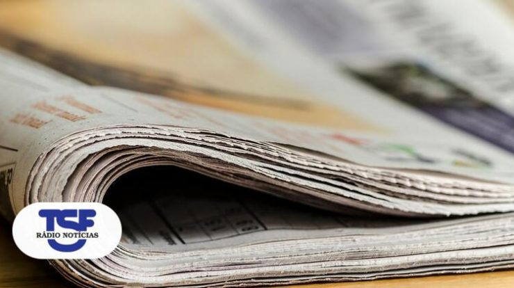 In the UK the dumping of manure in front of newspapers ends with five prisoners