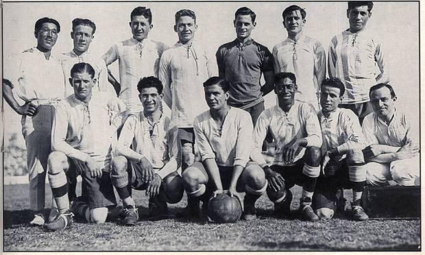 Argentina national team 1925. The main Brazilian contender comes directly behind Uruguay, with 14 titles, referring to the years 1921, 1925, 1927, 1929, 1937, 1941, 1945, 1946, 1947, 1955, 1957, 1959, 1991 and 1993 Image: Reproduction