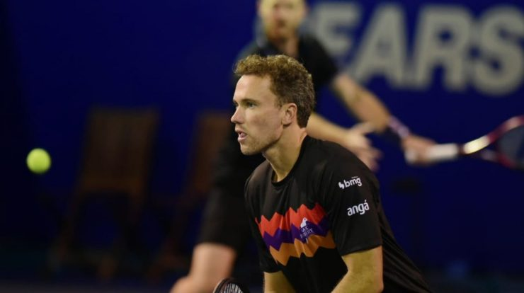 Bruno Soares advances to the round of 16 of the double championship