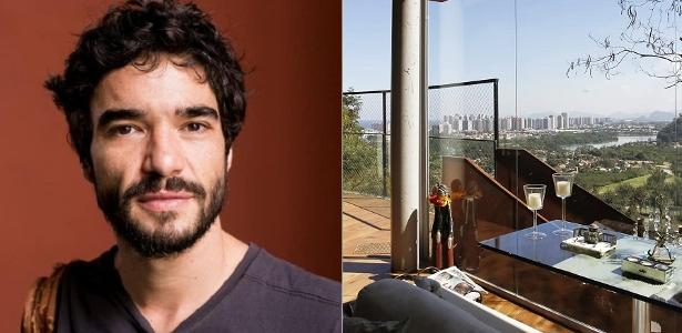 Cayo Platt charges R$2,000 for a tree house in Rio de Janeiro