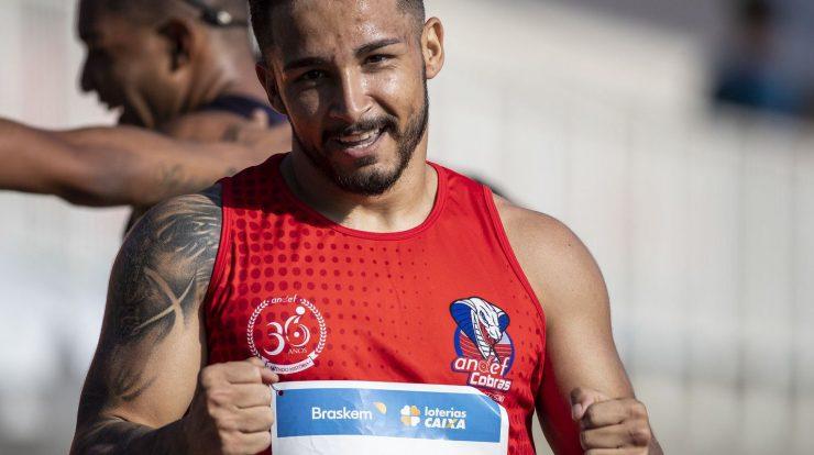 Fabio Pordenone wins the Paralympic Games Index