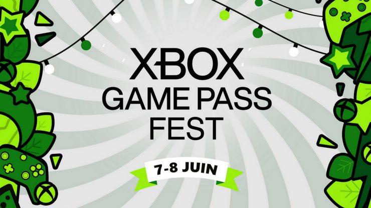 Microsoft anuncia evento Xbox Game Pass Fest