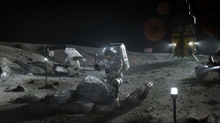 New Zealand is the latest country to sign a lunar exploration agreement with the United States