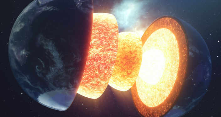 Research indicates that the Earth's inner iron core grows out of balance