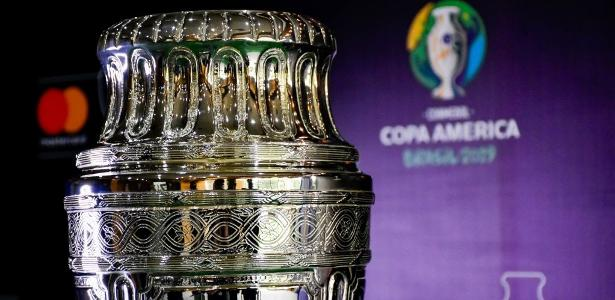The Copa America in Brazil is a surprise, as assesses the international press