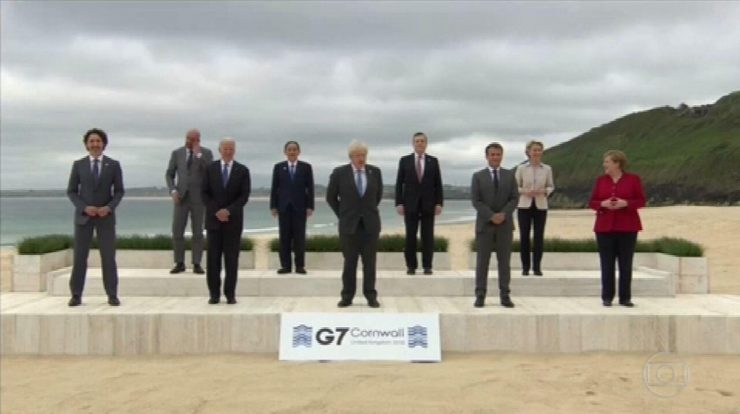 The G7 discusses the pandemic, climate change and threats to democracy |  National newspaper