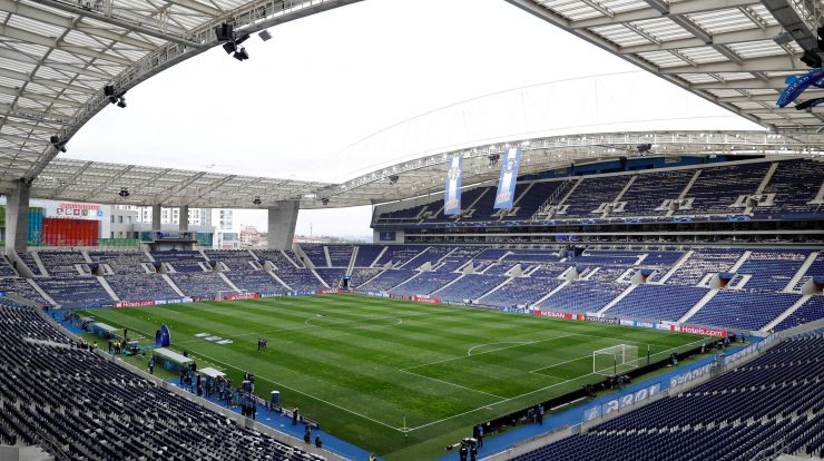 The UEFA Champions League Final was moved from Istanbul to Porto - 13/05/2021 - Sports