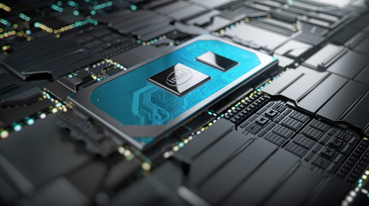 The new Intel Core i7-1195G7 appears in tests and surprises