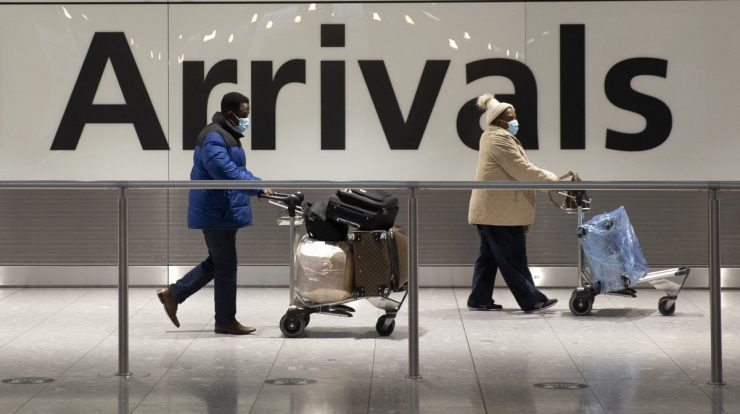 UK lifts travel restrictions to Portugal, Gibraltar and Israel    Scientist