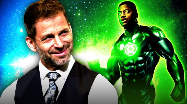 Zack Snyder's fight for Green Lantern almost canceled Snyder Cut