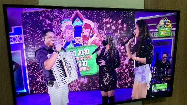 Live do Pedrão held by City Hall has a personal show and guests - RADAR