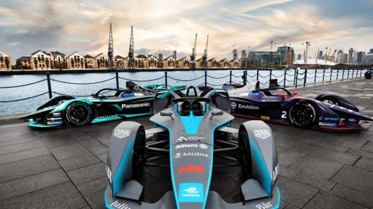 Formula E makes new adjustments and ends track for London eP 'Indoor'
