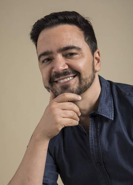 Or author Daniel Ortiz