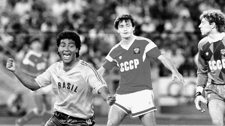 Romário (1988) - file / photo paper - file / photo paper