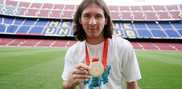 World football stars who shined at the Olympics