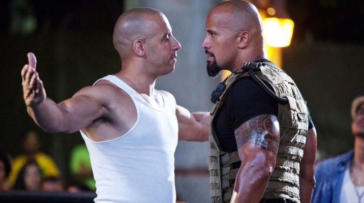 Vin Diesel and Dwayne Johnson openly fight back and influence The Fast and the Furious 10