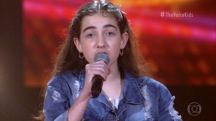 Brenda Tesseroli sings