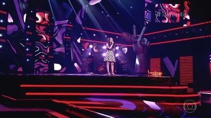 Camila Soto sings