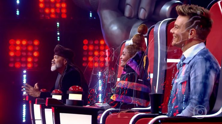 'The Voice Kids': Last Day of Blind Auditions Has 'Extra Seat' and Lots of Thrills    2021