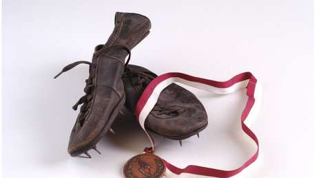 Running shoes have definitely come a long way...