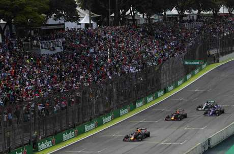 Interlagos returns to the Formula 1 calendar after one year