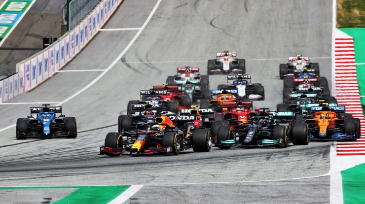According to one report, only 1% of F1 employees are of black descent