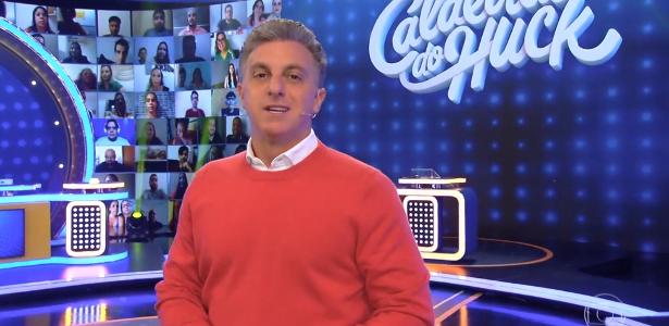 Huck uses Globo to send a political message