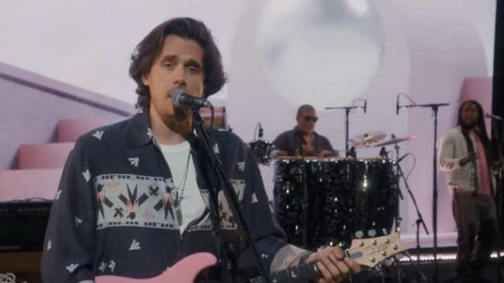 John Mayer and Bob Smoke topped the UK album charts, while KSI topped the charts.