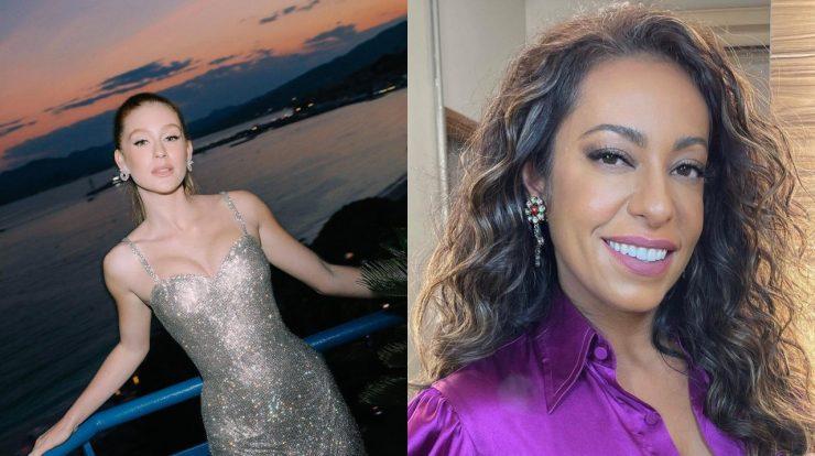 Marina Roy Barbosa indirectly responds to Samantha Schmutz after accusations