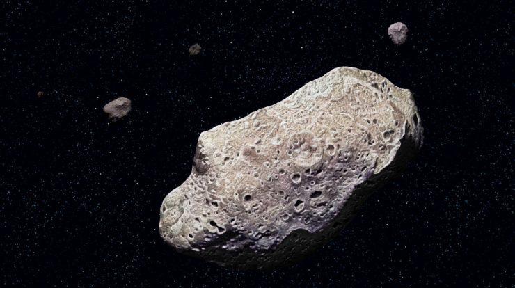 Asteroide Ida Ida, descoberto em 1993