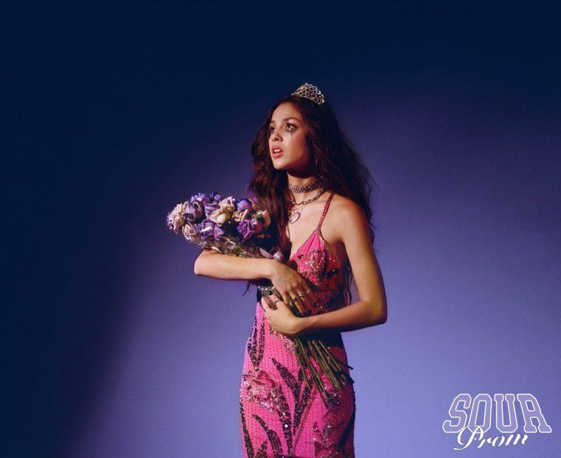 """""""SOUR Prom"""": Olivia Rodrigo will do a virtual show"""