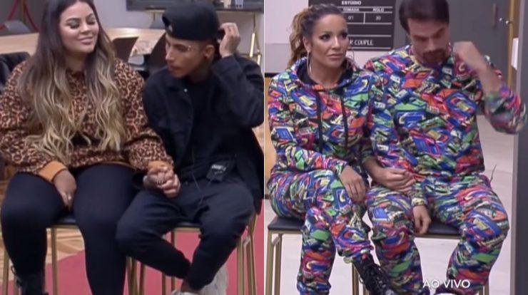 Power Couple Poll Indicates Frequency between Mari, Matheus, Renata and Leandro TV News