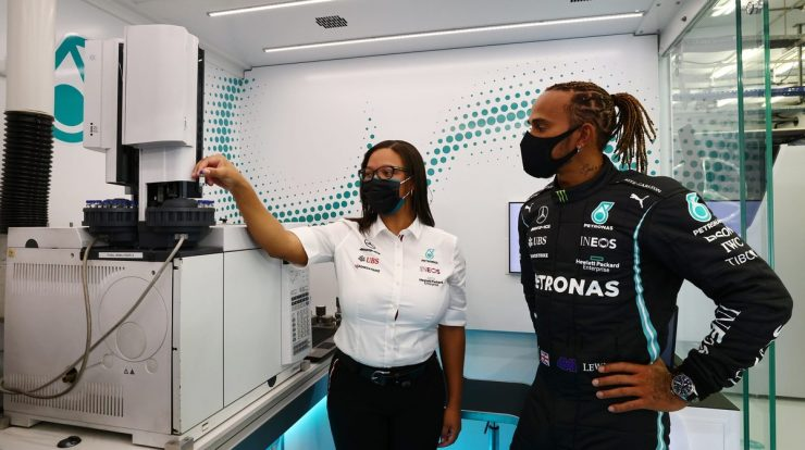 Six out of ten teams in Formula One detail their diversity efforts in the sport    Formula 1