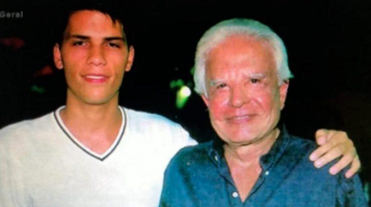 Roger Felipe Moreira e Cid Moreira