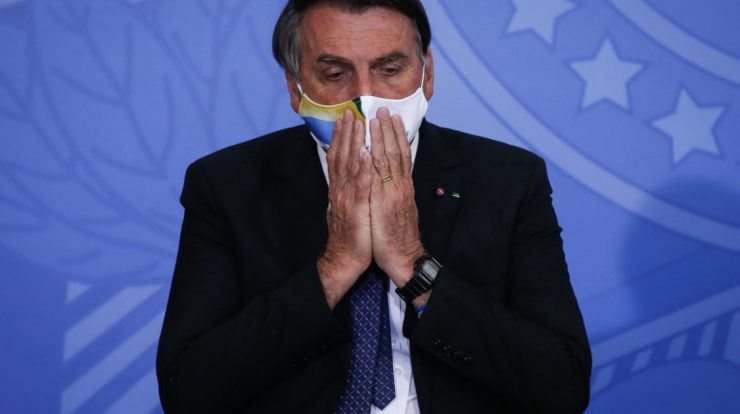 The international press is talking about the health situation in Bolsonaro