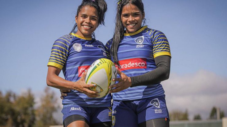 The twins of Maranhão are the national rugby weapons of the Olympic Games