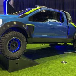 Ford F-150 Rocket League Edition: A real virtual world pickup truck