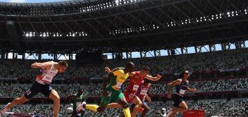 The Brazilians do not pass the semi-finals 110m hurdles