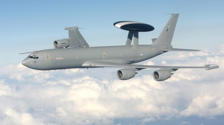 The UK is retiring its last warning and flight control aircraft ரோAero magazine
