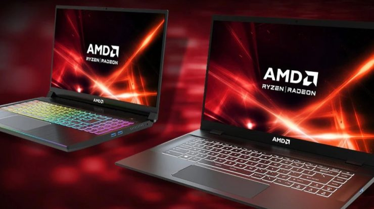 110W Radeon RX 6700M Shows Higher Performance Than RTX 3070 For Laptops Under Test