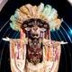 Boy Pumbaa from The Masked Singer Brasil - Kelly Fusaro / Globo