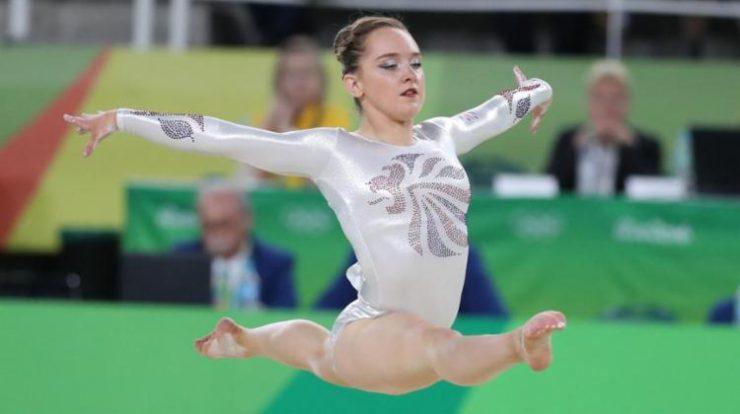 Amy Tinkler wins bronze in Rio Women's Singles 2016 |  Photo: Owen Humphreys |  PA - Photo: Owen Humphreys |  deprivation