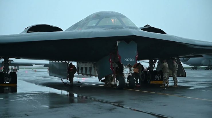 PHOTOS: US Air Force sends B-2 bombers to mission in the Arctic - Cavok Brasil