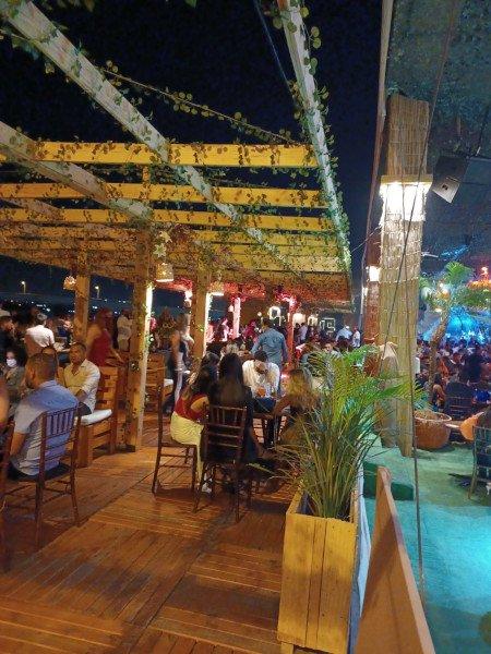capacity restaurant