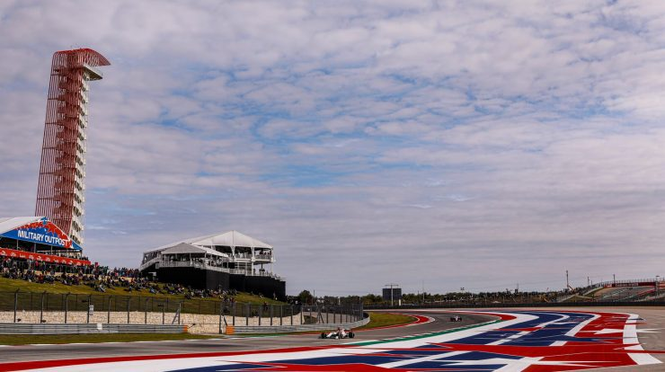 Circuit of the Americas preparing to accept F1 double