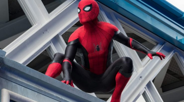 Sony is moving quickly to block the leaked trailer for 'Spider-Man 3' on social media