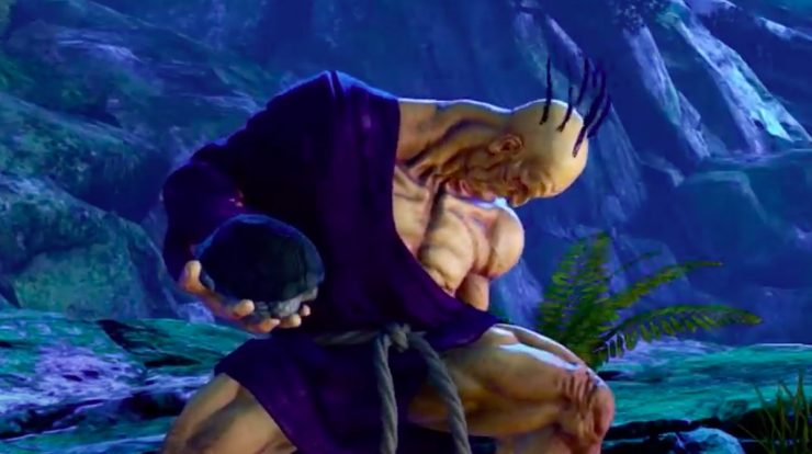 Street Fighter 5 receives Oro inspired by Hélio Gracie and Akira    Sports