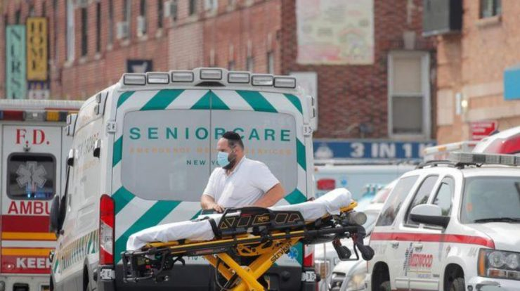 Onda de casos da Covid-19 preocupam autoridades dos EUA