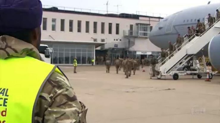 UK withdraws troops from Afghanistan, but withdraws hundreds of Afghans World