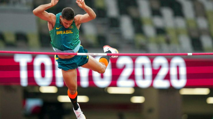 With bronze by Thiago Brazz, Brazil came close to breaking the historic record for medals in Tokyo